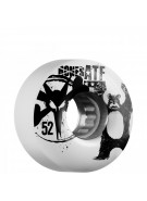 Bones ATF Da Bear - 52mm - White - Skateboard Wheels