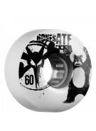 Bones ATF Da Bear - 56mm - White - Skateboard Wheels