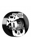 Bones ATF Po Bear - 54mm - Black - Skateboard Wheels