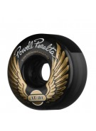 Powell All Terrain - 60mm / 80a - Black - Skateboard Wheels