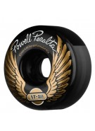 Powell All Terrain - 65mm / 80a - Black - Skateboard Wheels