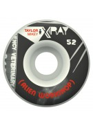 Alien Workshop X Ray Mikey Taylor  - Black/White - 52mm - Skateboard Wheels