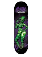 Creature Partanen Horror Babes - 8.2in x 31.9in - Skateboard Deck