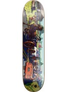 World Industries Cannon Stereotype - 8.1 - Skateboard Deck