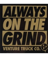 Venture On The Grind Medium - Sticker - Assorted Colors