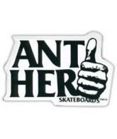 Anti-Hero Thumb Hero Medium - Sticker - Assorted Colors
