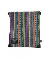 Fallen Sandoval Draw-string Bag - Mex Blanket