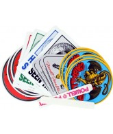 Powell Peralta Assorted Sticker Pack - Sticker - Assorted Colors