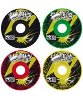 Cliche Mad Brain Wheels - Multi - 51mm - Skateboard Wheels