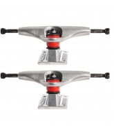Speed Demons Raw Truck - Raw Finish - 5.0 - Skateboard Trucks