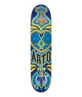 Flip Saari PinkyVision Eight Five - 32.65in x 8.5in - Skateboard Deck