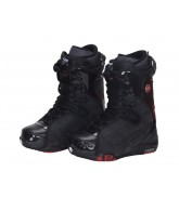 Flow The One Lace 08 - Men's Black Snowboard Boots - Size 8