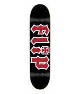 Flip Team HKD Regular - 31.63in x 7.75in - Black - Skateboard Deck