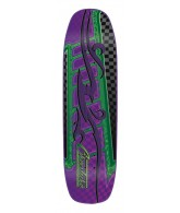 Creature 72 Cutmore Powerply - 31.9in x 8.25in - Purple - Skateboard Deck