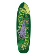 Creature Bruicidal Tendencies Powerply - 31.1in x 7.9in - Green - Skateboard Deck