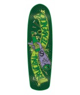 Creature Bruicidal Tendencies Powerply - 31in x 8.1in - Green - Skateboard Deck