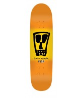 Flip Mountain Vato Park Jr - 31.38in x 7.95in - Orange - Skateboard Deck