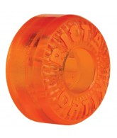 Ricta Optix Clear Orange 83a 54mm - Skateboard Wheels