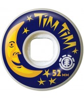 Element Wheels Tim Tim Moon - 52mm - Skateboard Wheels