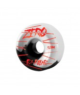 Zero Bi Polar (Set of 4) - 53mm - White - Skateboard Wheels