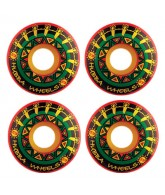 Hubba Wheels Zions - 53 - Skateboard Wheels