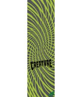 Mob Creature Hippy Swirl Grip Tape 9in x 33in  - 1 Sheet - Skateboard Griptape