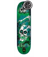 Creature Bingaman Cannibis P2 - 32in x 8.375in - Skateboard Deck