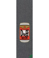 Mob Simpsons Duff Can Grip Tape 9in x 33in - 1 Sheet - Skateboard Griptape