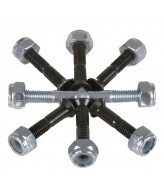 Shorty's Silverados Philip Head - Skateboard Mounting Hardware - 1 in