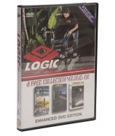 Logic Skateboard Media - 3 pack collection volume # 2 - DVD