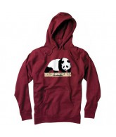 Enjoi Eight Inches P/O Hoodie - Cardinal - Sweatshirt