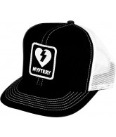Mystery Patch II Mesh - Black/White - Hat