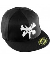 Bones Big Rat L/X 7-1/4 - 7-5/8 - Black - Mens Hat