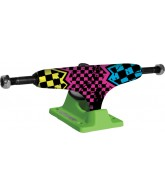 Speed Demons Wicked Checks Wraps - Skateboard Trucks - Wicked Checks (Set Of 2) - 5.0