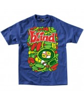 Blind Tripped Out Kenny - Royal - Youth T-Shirt