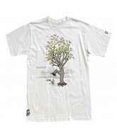 Element Treevenge - White - Men's T-Shirt