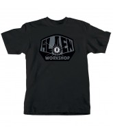 Alien Workshop OG Logo - Tarpit Black - Men's T-Shirt