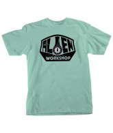 Alien Workshop OG Logo - Gum Mint - Men's T-Shirt