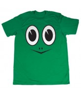 Toy Machine Turtle Face - Green - Men's T-Shirt