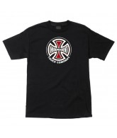 Independent Truck Co Regular S/S - Black - Mens T-Shirt