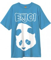 Enjoi Doesn't Fit S/S Tee - Turquoise - T-Shirt