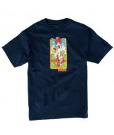Hook Ups Maria - Navy - Men's T-Shirt