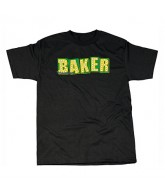 Baker Bake Junt - Black - Men's T-Shirt