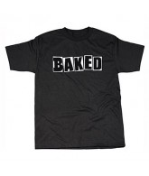 Baker Baked - Black - Men's T-Shirt