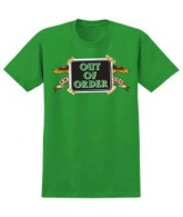 Anti-Hero S/S Out of Order - Kelly Green - T-Shirt