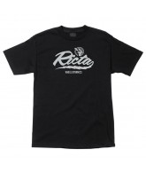 Ricta Bolted Regular S/S - Black - Mens T-Shirt