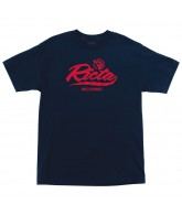 Ricta Bolted Regular S/S - Navy - Mens T-Shirt