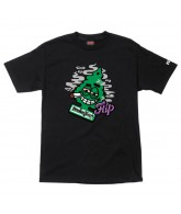 Flip Smokin Fresh Regular S/S - Black - Mens T-Shirt
