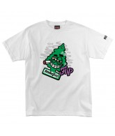 Flip Smokin Fresh Regular S/S - White - Mens T-Shirt