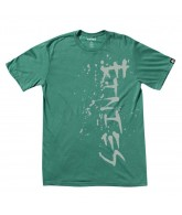 Etnies Scrawl - Green - Men's T-Shirt